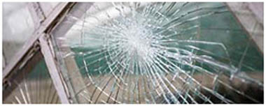 Walkden Smashed Glass